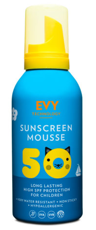 EVY  SPF 50 - For Kids - 150ml